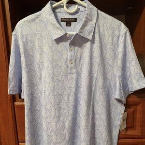 Michael Kors L Mens Polo Shirt